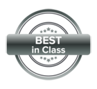 best in class award icon