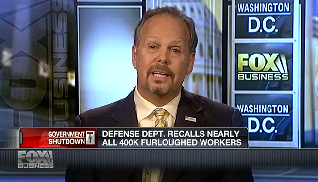 Tony Jimenez on Fox Business